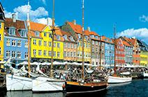 Imagen de la ciudad de Copenhagen