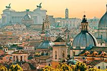 Imagen de la ciudad de Roma