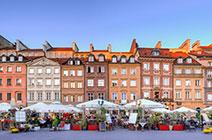 Imagen de ciudad de Varsovia