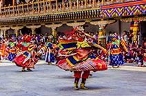 Imagen de festival Thimpu Drupchen