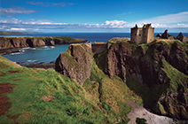 Imagen de castillo en Escocia
