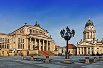 Imagen de ciudad de Berlín en Alemania