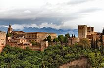 Imagen de La Alhambra en Granada