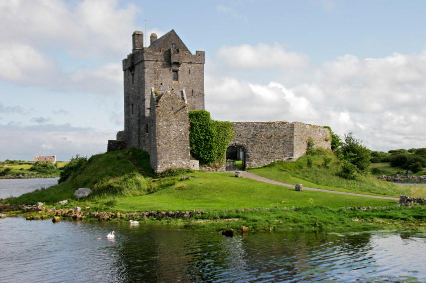 Acantilados Moher en Irlanda